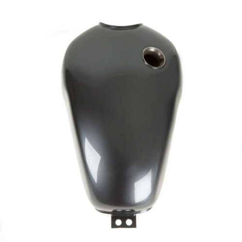 Rambler fuel tank with side panels 1