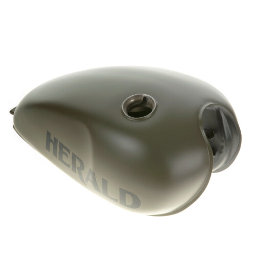 Nomad Fuel Tank with Side Panels