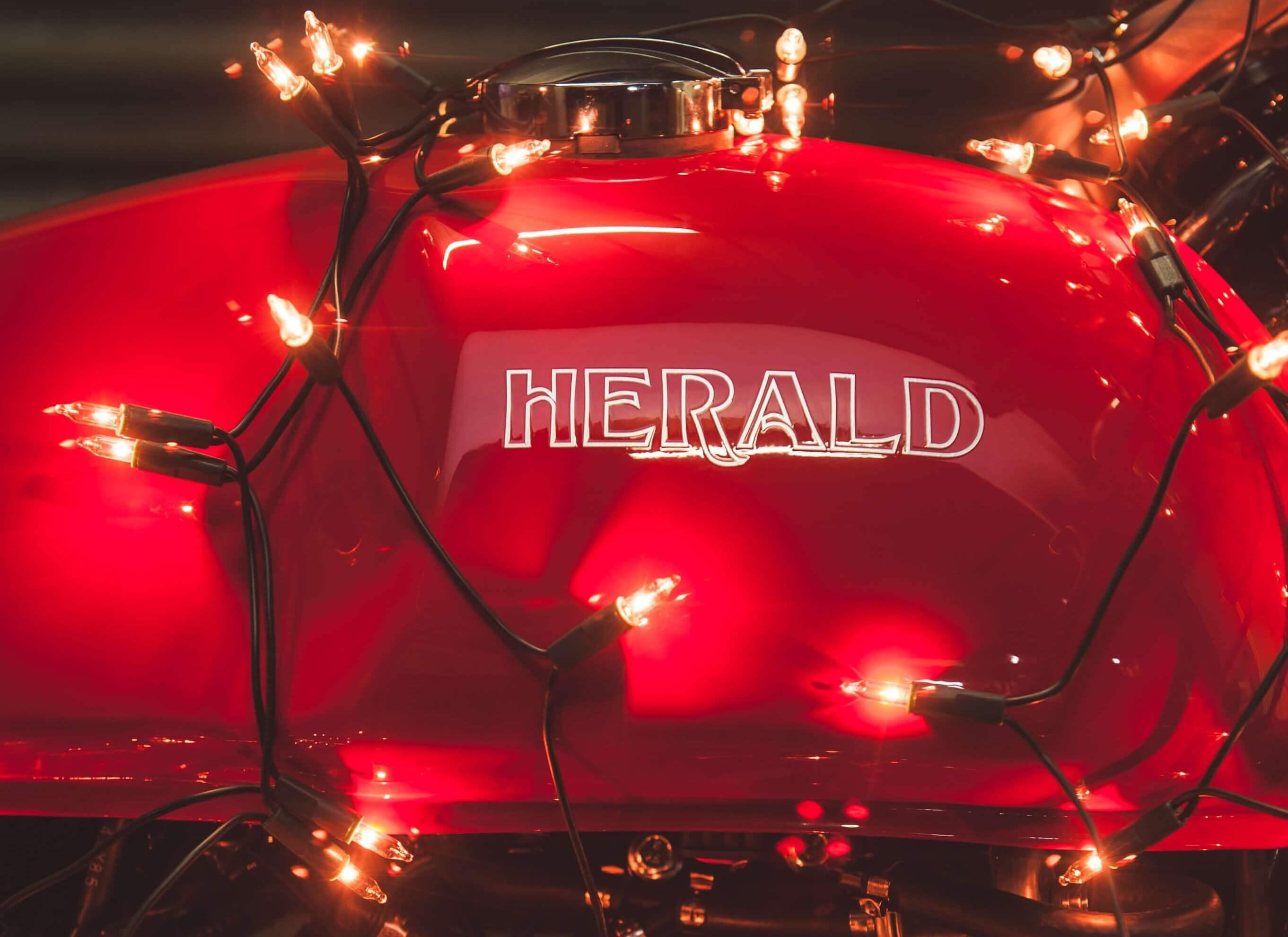 Herald rollercoaster