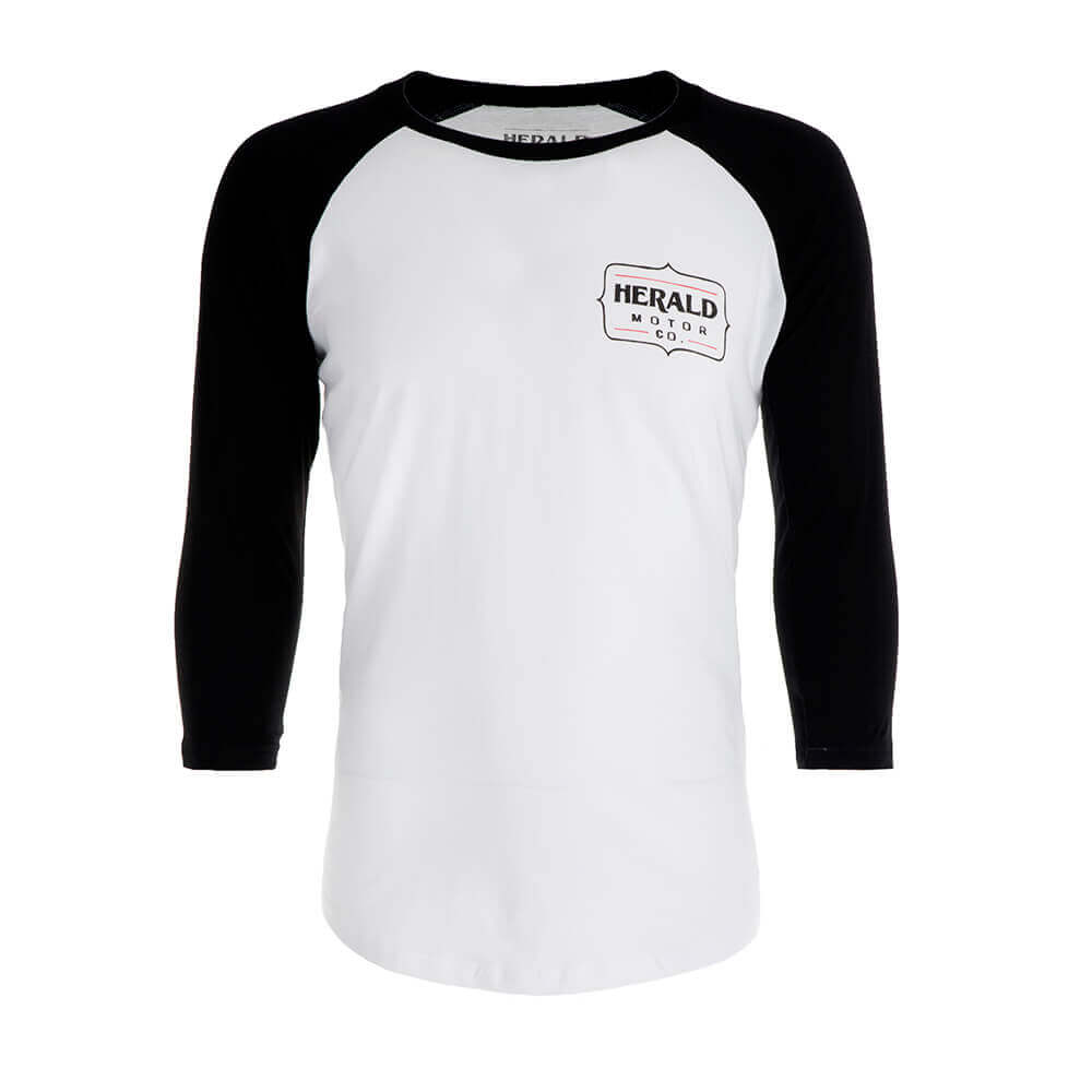 Destination Raglan Tee 1