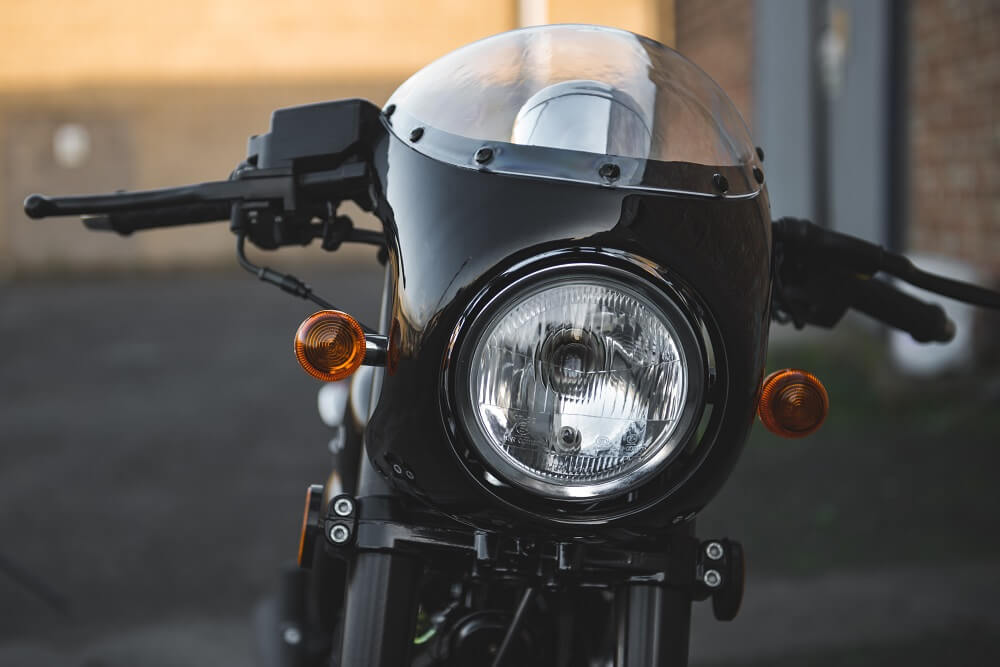Headlight Fairing - Motorcycling