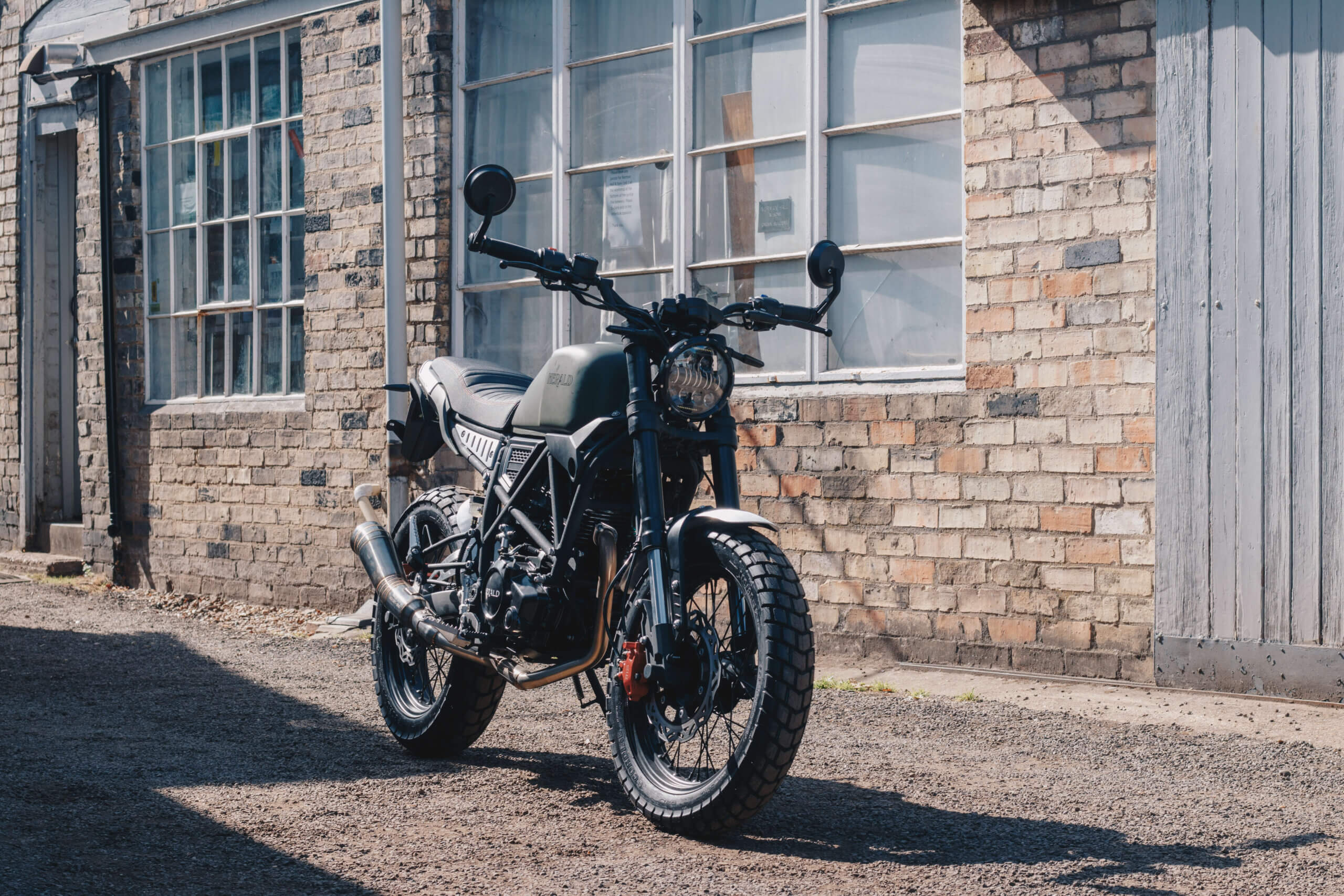 Motorcycle Live 2019 - Herald Motor Co